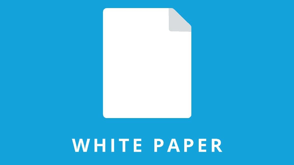 White Paper – Definition, Benefits for Author, Create, and More