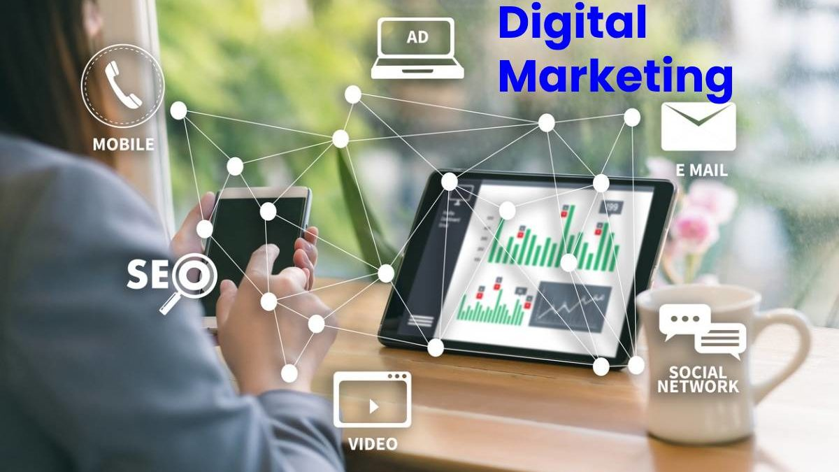 Digital Marketing – Definition, Tools, Advantages, and More