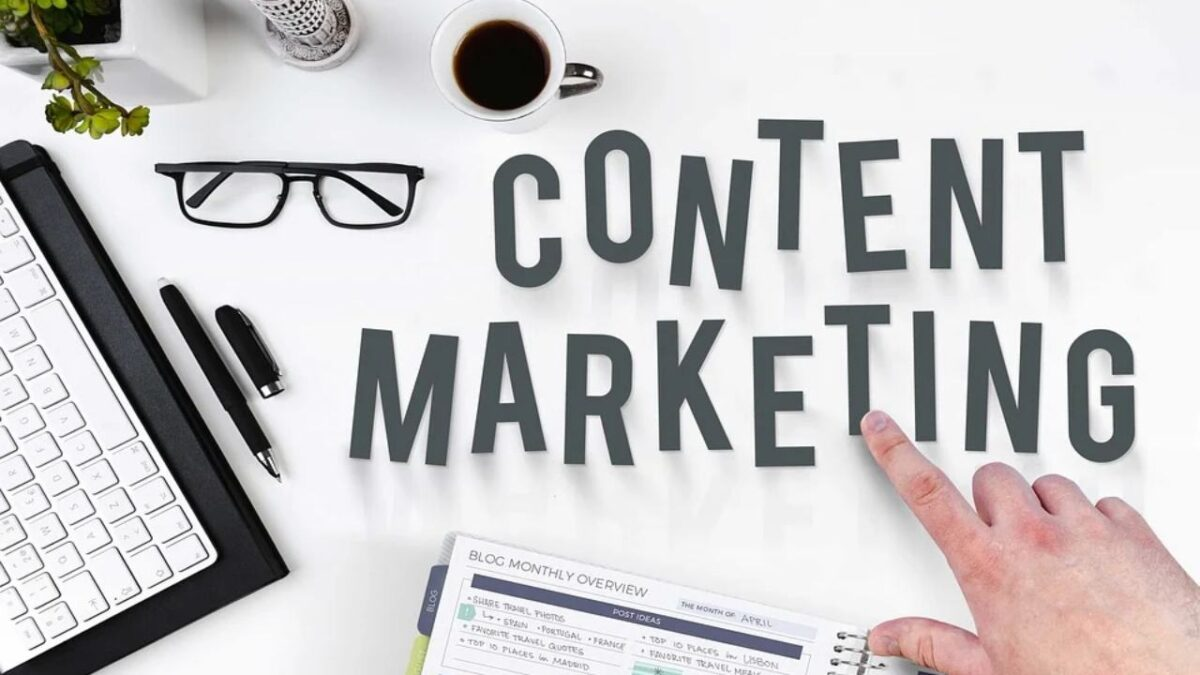 Purpose Of Content Creation And How Does Content Marketing Work