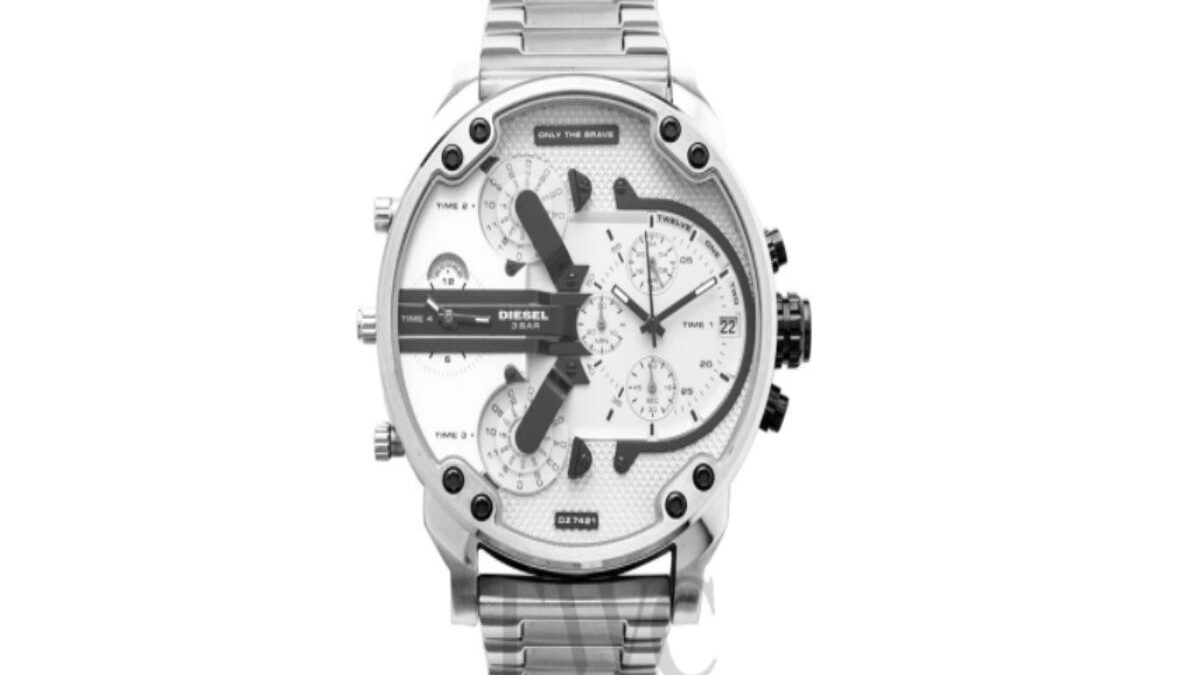 Diesel: An Incredible Watch Of Extraordinary Beauty And Class