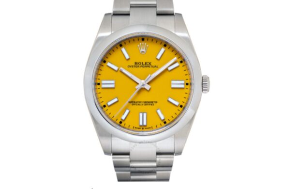 Magnificent Masterpieces from Oyster Perpetual of Rolex Watches for Men